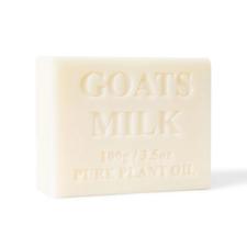 10x 100g Goats Milk Soap Natural Creamy Scent Goat Bar Skin Care Pure Australian