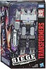 Transformers Siege MEGATRON Generations War for Cybertron Voyager Class New