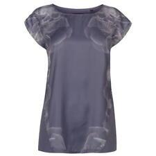 Ladies Branded Firetrap Stylish Printed Lightweight Hera T Shirt Top Size 8-18