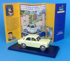 TINTIN CAR  n°52 Alfa Romeo Guilietta berlina 1960  1:43 diecast model