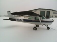 Cessna 182 Wing and Horizontal cover for ice and snow