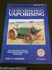 VAPORISING - VOL 29 # 4 - LANDMASTER-NASH ROLLER - WINTER 2001