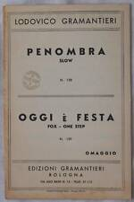 LODOVICO GRAMANTIERI PENOMBRA OGGI E FESTA FOX ONE STEP