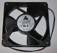 Delta 120 mm High Power Cooling Fan - 10 Watt - 48 V DC - 120 CFM - 3 Pin Plug