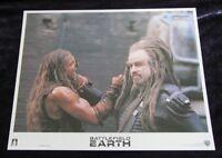 BATTLEFIELD EARTH lobby cards JOHN TRAVOLTA