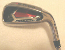 TaylorMade Burner Superlaunch 6 Iron (Burner 85 S Flex Steel Shaft) RH