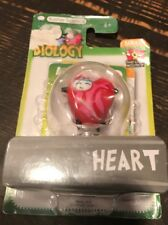 Basher Science Series 1 Biology Heart New