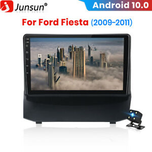 For Ford Fiesta 2009-2011 Car STEREO Radio ANDROID 10.0 GPS WIFI CAMERA RDS Unit