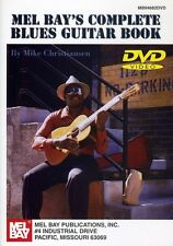 Mike chistriansen: Mel Bay 's Complete Blues Guitar B DVD Region 1