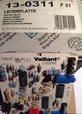 VAILLANT 130311 13-0311 LEITERPLATTE VC VCW 180-280 X E (ABGASSENSOR) NEU