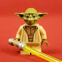 Genuine Lego 75142 Star Wars Yoda Minifigure