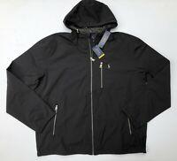 Polo Ralph Lauren Men XL Water Resistant Wind Breaker Performance Jacket NEW