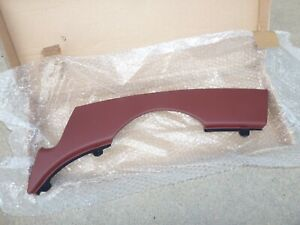 NEW Aston Martin DB9 DBS Vantage Zagato LHD Red Upper Forward Dash Trim Panel