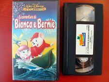 VHS.08) LE AVVENTURE DI BIANCA E BERNIE - I CLASSICI WALT DISNEY