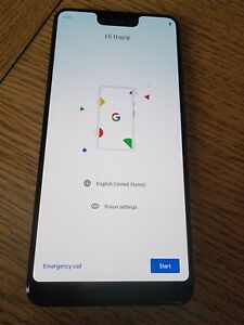 Google Pixel 3 XL - 128GB - Just Black (Unlocked)