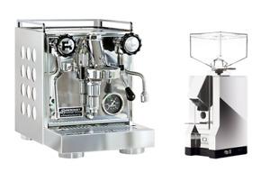 Set-Angebot: Rocket Espresso Appartamento White + Eureka Silenzio Chrom