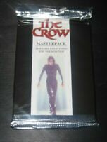 The Crow masterpack 15 game card pack rulebook sealed/new