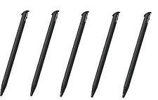 5x 2ds XL Black Stylus Rigid Plastic Touch Pen for Nintendo