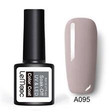 186 Classic Gel Nail Polish Soak off UV Gel Manicure Salon Party Show Nude Pink
