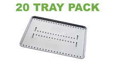 NEW Genuine Weber Baby Q™ BBQ Q Convection Trays Q1000 Series 10 pack x 2 91147