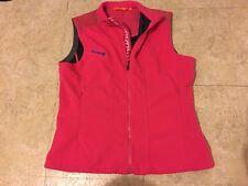 Lafuma Windstopper Premium Pink Vest - Fleece Vest Sz Large 100 cm Wind Stopper