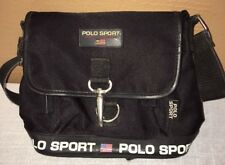 f66c81d80a97 New ListingVTG Ralph Lauren Polo Sport Shoulder Bag Messenger Crossbody 90s  Spell Out Flag