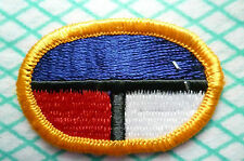 Patch- US ARMY OVAL PATCH SPECIAL OPERATIONS COMMAND PACIFIC~New*