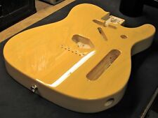 2016 Fender Classic Player 50's Reissue Baja Tele BODY Vintage Blonde Ash Guitar
