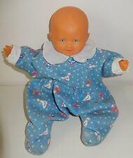 Adorable bébé poupon COROLLE 94 - 4 - V 10 1995 yeux bleus 28 cm
