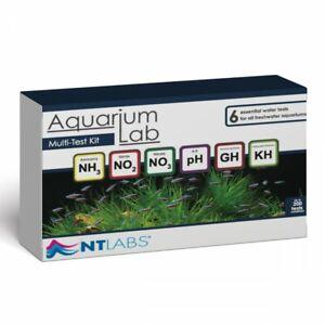 NT Labs Aquarium Lab Multi-test Kit - Tropical Aquarium Fish Tank Water testing