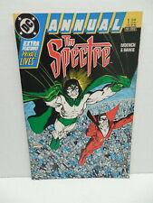 Spectre DC Comic Book Annual 1 Arthur Adams Hidden Characters Cover Art Longshot
