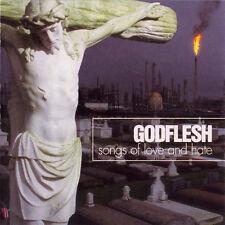 GODFLESH - Songs Of Love And Hate LP - Black Vinyl - SEALED new copy