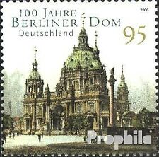 BRD (BR.Duitsland) 2445 postfris 2005 Berlijn Dom