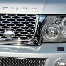 Full chrome 2010 Autobiography front grille for Range Rover SPORT 2005-09 grill