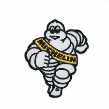 MICHELIN Man Tires Sponsor Car logo embroidered Iron/Sew On Patch