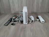 Nintendo RVL-001 Wii Video Game System Gamecube Compatible Console White #6