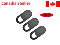 Slider Camera Shutter WebCam Privacy Cover For Laptop iPad PC Macbook - 3 PCS