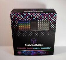Magnespheres Multi Colored & Nickel Magnetic Fidget Balls 432 Total Pieces