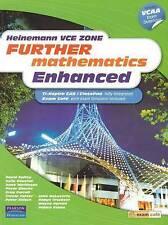 HEINEMANN Further Mathematics Enhanced. VCE Zone