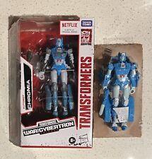 Transformers WFC Siege Deluxe Chromia Netflix Lot