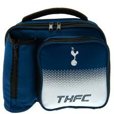 TOTTENHAM HOTSPUR FC FADE LUNCH BAG WITH BOTTLE HOLDER - FOOTBALL GIFT