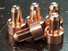 5 x 64006510 60A Nozzles for Radnor® MasterCut™ MC60/MC100 Plasma Torch