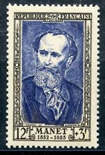 STAMP / TIMBRE FRANCE NEUF N° 931 * CELEBRITE / EDOUARD MANET / PEINTRE