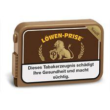 Pöschl Löwen-Prise 20x10g Schnupftabak Snuff / 20272