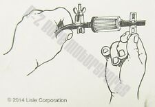 Lisle 22850 Hose Pinchers (2) per Pack | Excellent Small Engine Service Tool