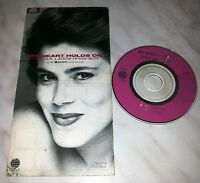 """CD TRICIA LEIGH FISHER - MY HEART HOLDS ON - TEDP-6 - JAPAN 3"""" INCH - SINGLE"""