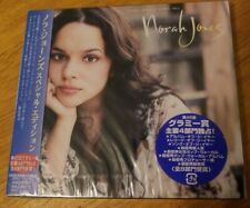 Norah Jones Come Away With Me Album Music Japan CDs NEW SEALED