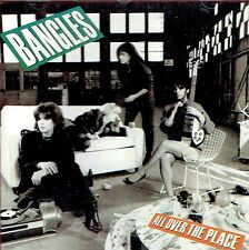 CD - BANGLES - All over the place