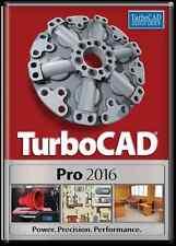 TurboCAD Pro 2016 - Professional CAD Solution