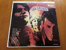 LOS CHIJUAS Vol. 2 (TREBOL 10099 - MEXICO 1970) TEEN GARAGE PROMO ORIGINAL LP